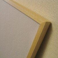 木製ポスターフレーム【SLIM】:縦+横=〜1400mm