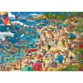 【男子高校生】夏休みに!ジグソーパズルにハマる息子に贈るおすすめパズルは?