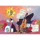 HEYE Puzzle・ヘイパズル 29449 Rosina Wachtmeister : Cello 1000ピース