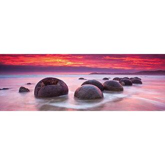 HEYE Puzzle・헤이 퍼즐 29714 Ed. Humboldt : Moeraki Boulders 1000 피스