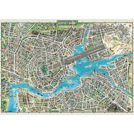 HEYE Puzzle・ヘイパズル 29759 Bayerischer Rundfunk/Designliga : City of Pop 3000ピース