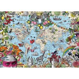 HEYE Puzzle・ヘイパズル 29913 PABUKU : Quirky World 2000ピース