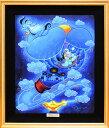ディズニー「アラジン/I Dream of Genie」作品証明書・展示用フック付 限定500部キャンバスジークレ【インテリア】【…