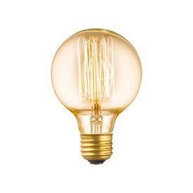 ARTWORKSTUDIO アートワークスタジオE26/60W G80カーボン電球(クリア)電球色