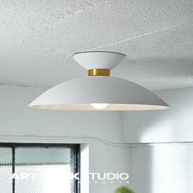【アートワークスタジオ公式】【ポイント10倍】 ARTWORKSTUDIO アートワークスタジオ 【NEW】Monday-ceiling lamp マンデーシーリングランプ シーリングライト 1灯 E26 100W アルミ スチール 真鍮 LED対応 リビング おしゃれ レトロ シャビー ダイニング