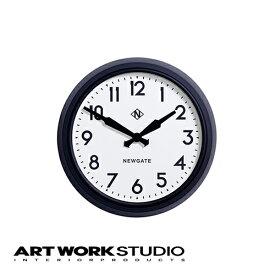 【ポイント10倍】壁掛け時計 NEW GATE ニューゲート 50's electric wall clock 50'sエレクトリックウォールクロック 直径37cm アナログ 電池式 スチール おしゃれ アメリカン ミッドセンチュリー ビンテージ【アートワークスタジオ公式】