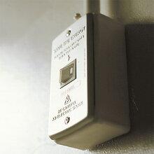 【ARTWORKSTUDIO/アートワークスタジオ】TK-2041/Switchplate1(スイッチプレート1)/コンセントカバー/スッチカバー/シルバー/アルミ