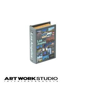 【ポイント10倍】ブック型収納ケース ARTWORKSTUDIO アートワークスタジオ Secret Book(S) シークレットブック(S) 内寸W6×D3.5×H10.0cm おしゃれ 本型 名刺入れ カード入れ【アートワークスタジオ公式】