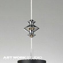 【ARTWORKSTUDIO/アートワークスタジオ】BU-1114「CablecaseRook-菱形(ケーブルケースルーク)」コード調節・ケーブルホルダー・コードリール・照明器具部品