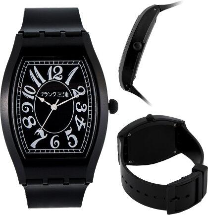 量産型フランク三浦腕時計誕生日プレゼント贈り物トノー型