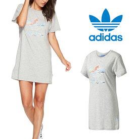 【期間限定特価】adidas originals ワンピース 夏 半袖 アディダス オリジナルス レディース タンクドレス ワンピース bj8365