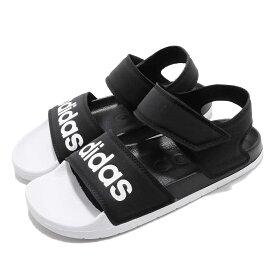 アディダス メンズ レディース サンダル ブラック adidas ADILETTE SANDAL (f35416) 水泳 シューズ スリッパ
