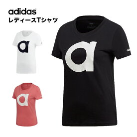 adidas アディダス レディース Tシャツ 半袖 クルーネック FRU64