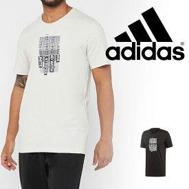 adidas アディダス Tシャツ 半袖 MUSTHAVES マストハブ フォトグラフィックTシャツ
