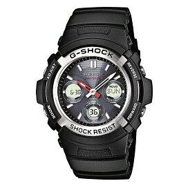 【期間限定特価】 【10年保証】Gショック AWG ジーショック G-SHOCK 電波ソーラー 電波 ソーラー電波時計 AWG-M100 CASIO カシオ アナログ ブラック 黒 アウトドア カジュアル メンズ 腕時計