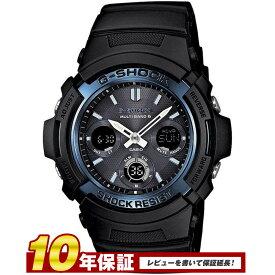 【全品送料無料】 Gショック AWG ジーショック G-SHOCK 電波ソーラー 電波 ソーラー電波時計 MULTIBAND 6 AWG-M100A-1A メンズ 時計 腕時計 クオーツ ワールドタイム表示