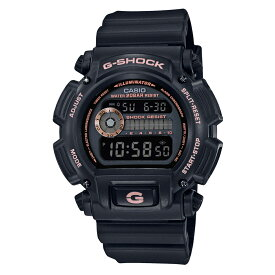【エントリーでポイント最大27倍】【10年保証】 Gショック G-SHOCK ジーショック カシオ CASIO dw-9052gbx-1a4 メンズ 時計 腕時計 クオーツ カレンダー ブラック