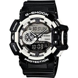 【全品送料無料】 カシオ CASIO ハイパーカラーズ Hyper Colors GA-400-1A メンズ 時計 腕時計 クオーツ ワールドタイム表示