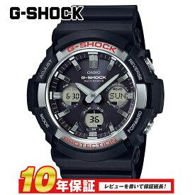 【全品送料無料】 CASIO G-SHOCK 電波ソーラー GAW-100-1A Gショック アナログ デジタル 腕時計 メンズ ブラック 防水 電波 ソーラー カシオ 国内品番 GAW-100B-1AJF