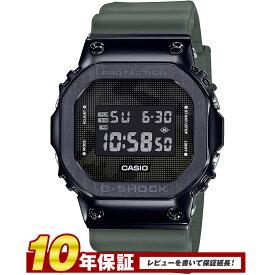 【全品送料無料】 【10年保証】G-SHOCK GショックGM-5600B-3 メタルケース ブラック カシオ 腕時計 メンズジーショック