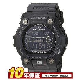 【全品送料無料】 【10年保証】CASIO カシオ G-SHOCK ブラック メンズ 腕時計 G-ショック 電波 ソーラー gw-7900b-1 GW-7900B-1JF