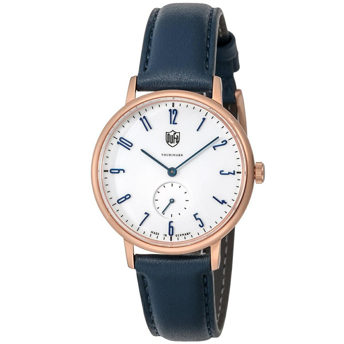 DUFA ドゥッファ DF-9001-0L GROPIUS メンズ 時計 腕時計 プレゼント 贈り物 ギフト ドイツ バウハウス [海外正規商品][送料無料][あす楽]