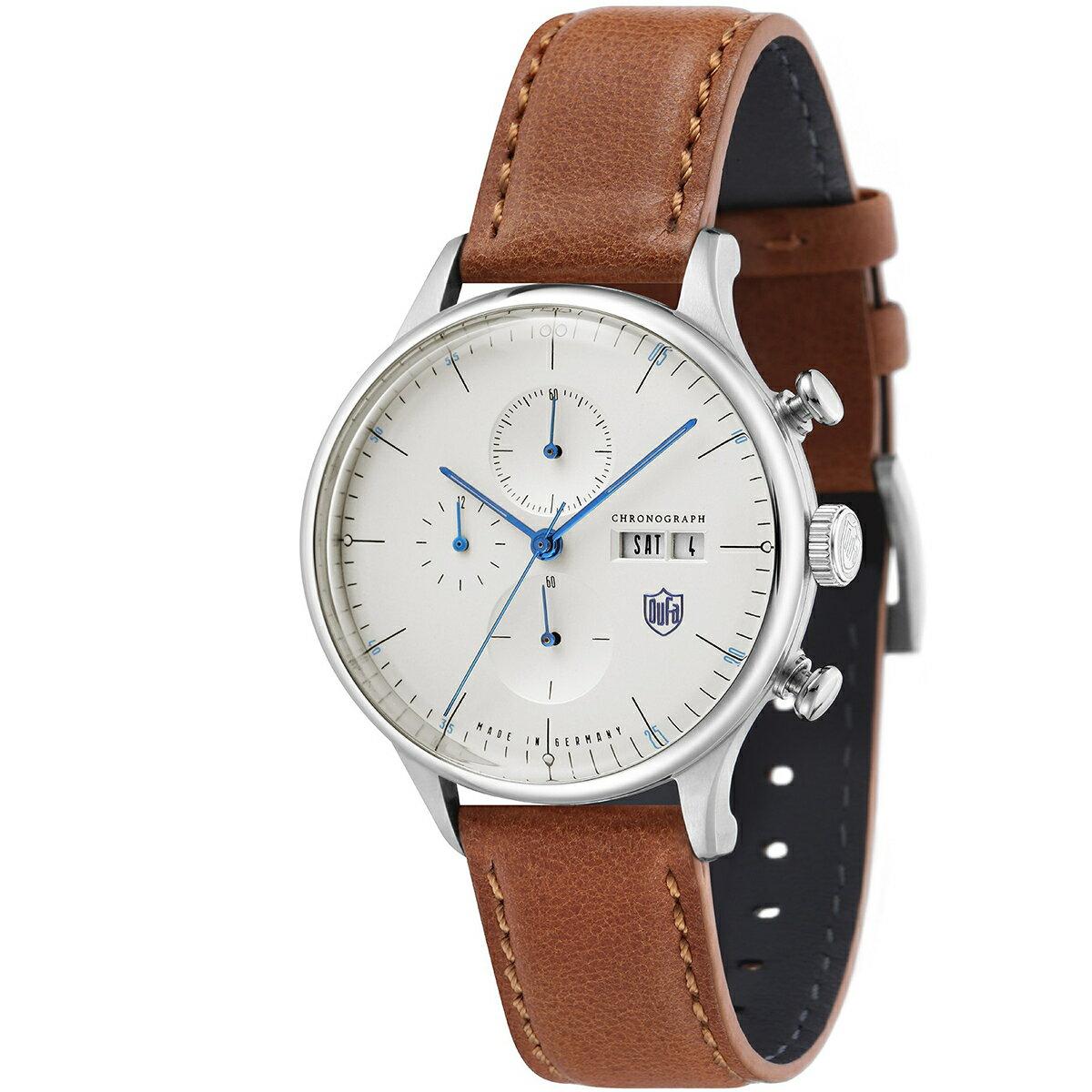DUFA ドゥッファ DF-9021-05 VAN DER ROHE_(New Chrono) メンズ 時計 腕時計 プレゼント 贈り物 ギフト ドイツ バウハウス [海外正規商品][送料無料][あす楽]