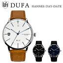 DUFA ドゥッファ HANNES DAY-DATE ハンネスデイデイト DF-9018-01 DF-9018-03 DF-9018-04 時計 腕時計 メンズ...
