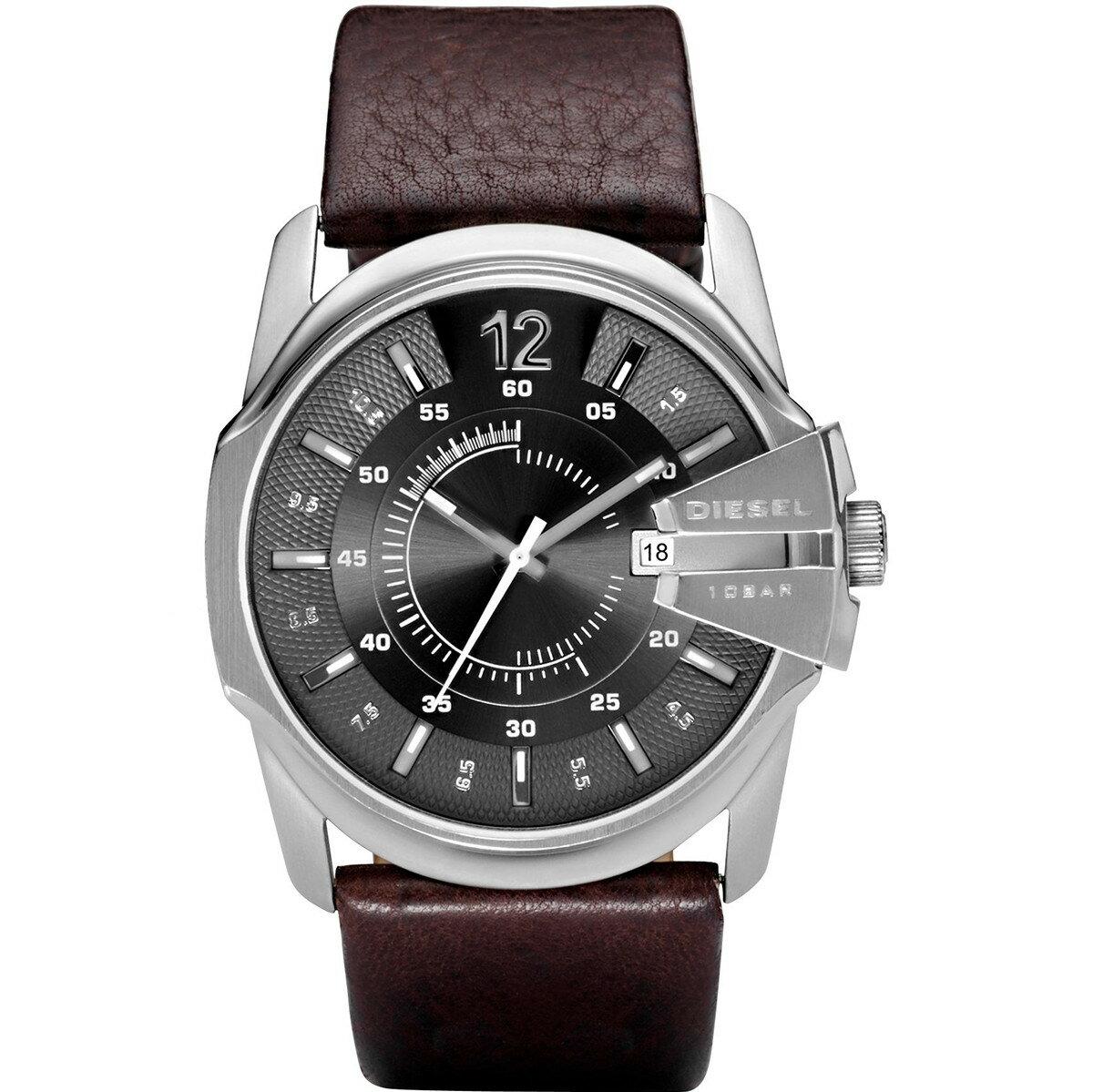 DIESEL ディーゼル DZ1206 MASTER CHIEF マスターチーフ 腕時計 [海外正規商品][送料無料][あす楽]