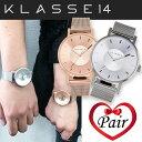 【ペアウォッチ】クラス14 klasse14 ペア 時計 VO14SR002M VO14RG003W プレゼント 贈り物 腕時計 [人気][流行][ブランド][...