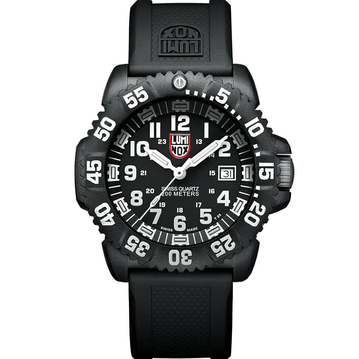 LUMINOX ルミノックス XS.3051 NAVY SEALs ネイビーシールズ DIVE WATCH ダイブウォッチ COLORMARK カラーマークシリーズ XS3051 メンズ 時計 腕時計 プレゼント 贈り物 ギフト 彼氏 ミリタリー[あす楽]