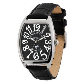 【全品送料無料】 ミッシェル・ジョルダン MICHEL JURDAIN トノー型ダイヤモンド SG-1000-6 ユニセックス 時計 腕時計 クオーツ