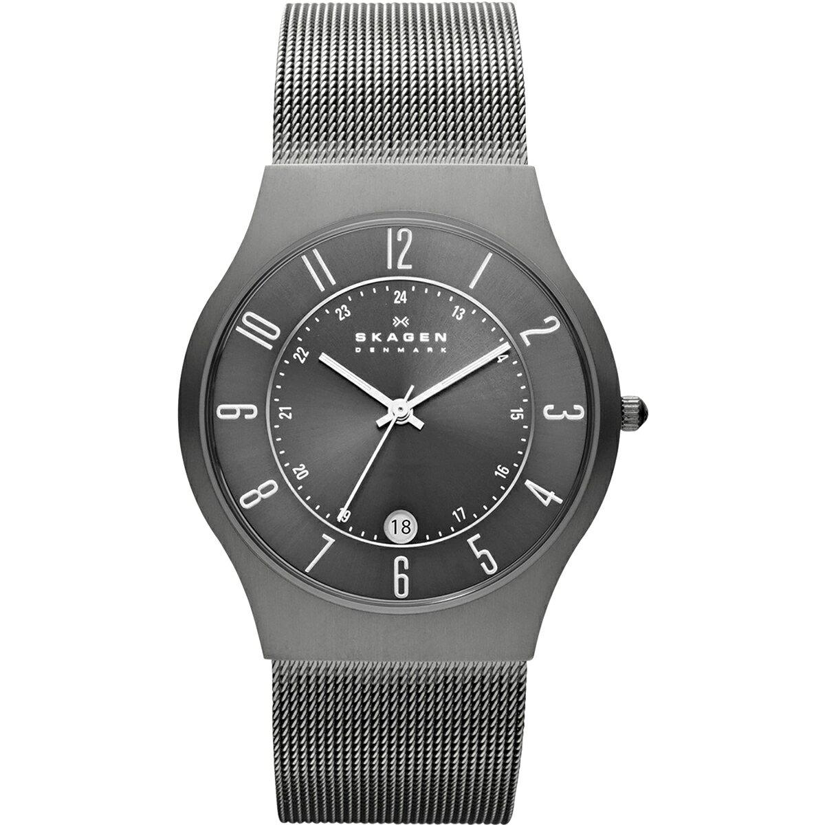 SKAGEN スカーゲン 233XLTTM 時計 腕時計 メンズ レディース ユニセックス 北欧 スリム プレゼント ギフト [海外正規商品][送料無料][あす楽]
