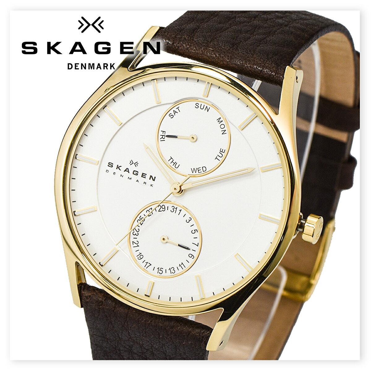 SKAGEN スカーゲン SKW6066 時計 腕時計 メンズ レディース ユニセックス 北欧 スリム プレゼント ギフト [海外正規商品][送料無料][あす楽]