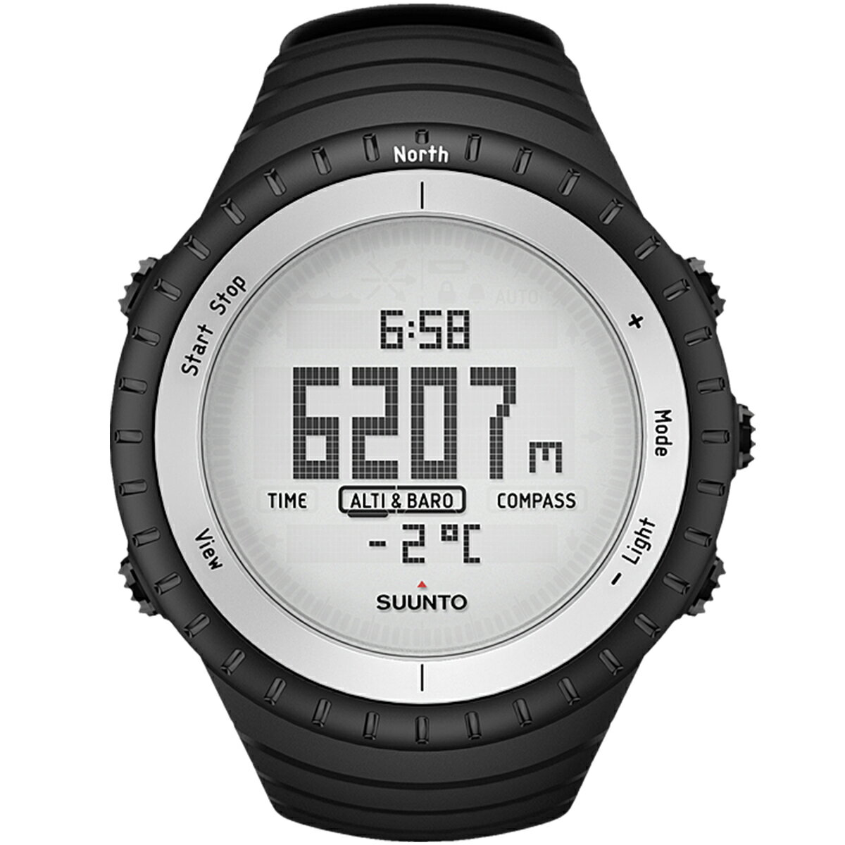 【定価より56%off】SUUNTO スント SS016636000 コア グレイシャーグレイ CORE GLACIER GRAY スントコア メンズ レディース 時計 腕時計 山岳 登山 トレッキング ハイキング[あす楽]