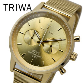 eaf5348089 TRIWA トリワ NEST104 ME021313 GOLD NEVIL 2.0 メンズ レディース ユニセックス 時計 腕時計 プレゼント 贈り物  ギフト