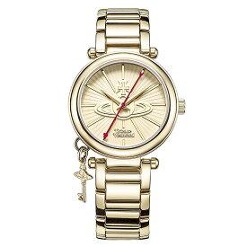 ヴィヴィアンウエストウッド VIVIENNE WESTWOOD ORB オーブ VV006KGD レディース 時計 腕時計 クオーツ