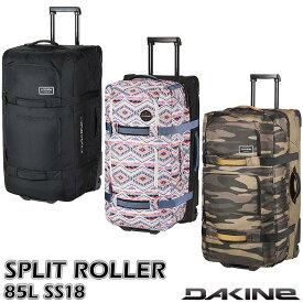 DAKINE ダカイン ソフトキャリーバッグ キャリーケース Lサイズ SPLIT ROLLER 85L SS18 AI237052
