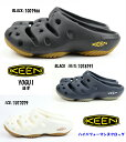 KEEN MEN Yogui 1001966/Black 1018191/Black Iris 1017079/ICE キーン ヨギ 正規品 通販 定番 人気 メンズサンダル …