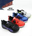 ダイヤルDRIVE 047126-10 オリジナル2 BLUE SILVER BLACK RED 子供靴 ジュニアスニーカー 運動会 通学 男の子 KIDS 楽…