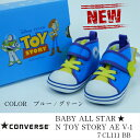 CONVERSE BABY ALL STAR N TOY STORY AE V-1 7CL111 BB