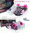 SKECHERS S LIGHTS-GALAXY LIGHTS 10920L BKMT SMLT PKNP NVMTスケッチャーズ 正規品 光る靴 レディーススニーカー ジ…