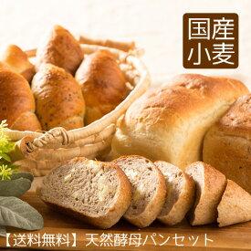【お歳暮】パン 天然酵母パンセット ギフト 誕生日プレゼント【送料無料】