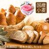 【送料無料】パン&お花セット