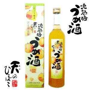 濃厚にごり梅酒 天のひぼこ 完熟梅うめ酒 500ml