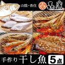 【父の日】干物セット 干し魚 5点