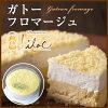 【お試し】チーズケーキガトーフロマージュ【送料無料】