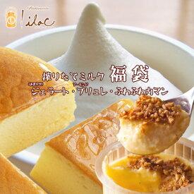 【福袋】スイーツ アイス プリン チーズケーキ【送料無料】