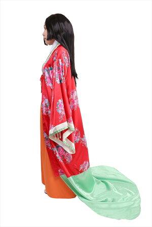 【送料無料】時代劇コスプレ和風コス姫様パーティーグッズ仮装衣装コスチューム【P14Nov15】