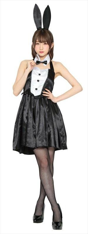 トキメキグラフィティバニーガールレディースコスプレ仮装コスチューム衣装